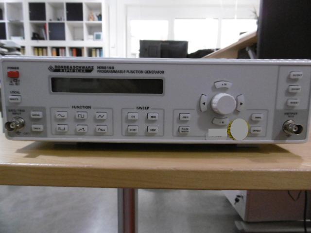 Hameg / Rohde & Schwarz HM 8150