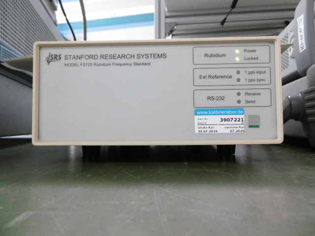 Stanford Research FS 725