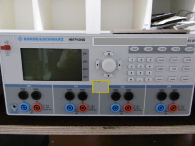 Hameg / Rohde & Schwarz HMP 4040