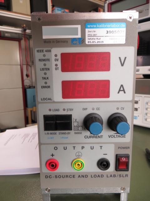 ET electronic GmbH LAB / SLR 60/30