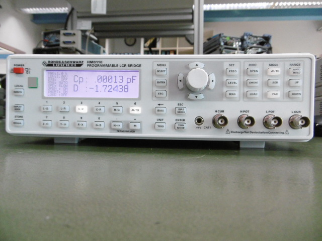 Hameg / Rohde & Schwarz HM 8118