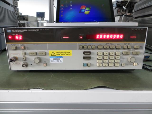 Hewlett Packard / Agilent 8673 G
