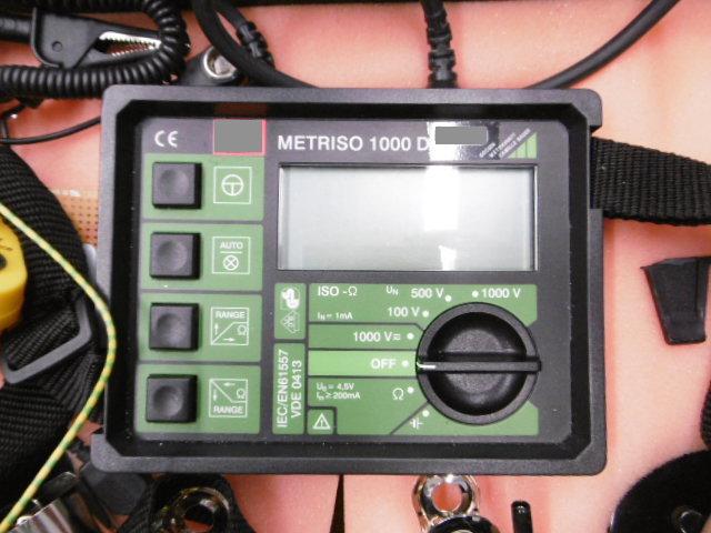 Gossen Metrawatt Metriso 1000 D