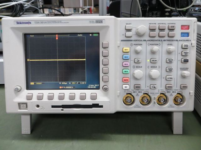 Tektronix TDS 3014