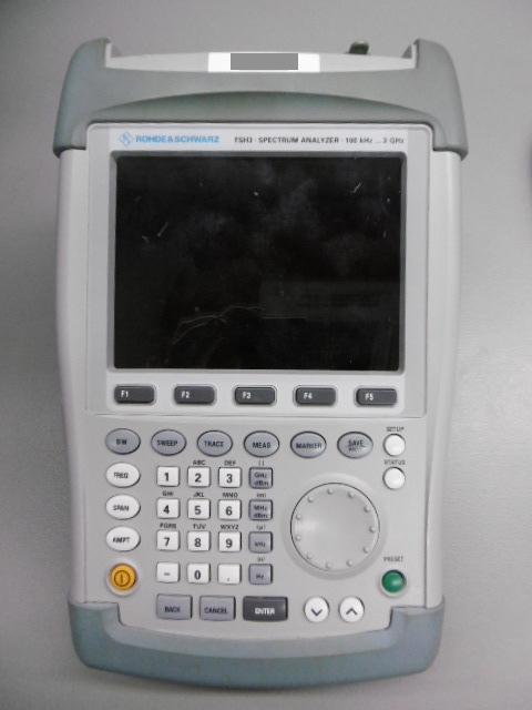Rohde & Schwarz FSH 3 / 1145.5850.13