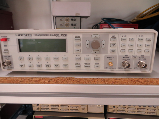 Hameg / Rohde & Schwarz HM 8123