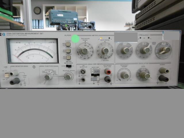 Hewlett Packard / Agilent 339 A