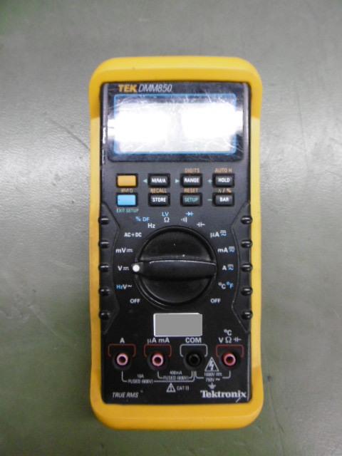 Tektronix DMM 850
